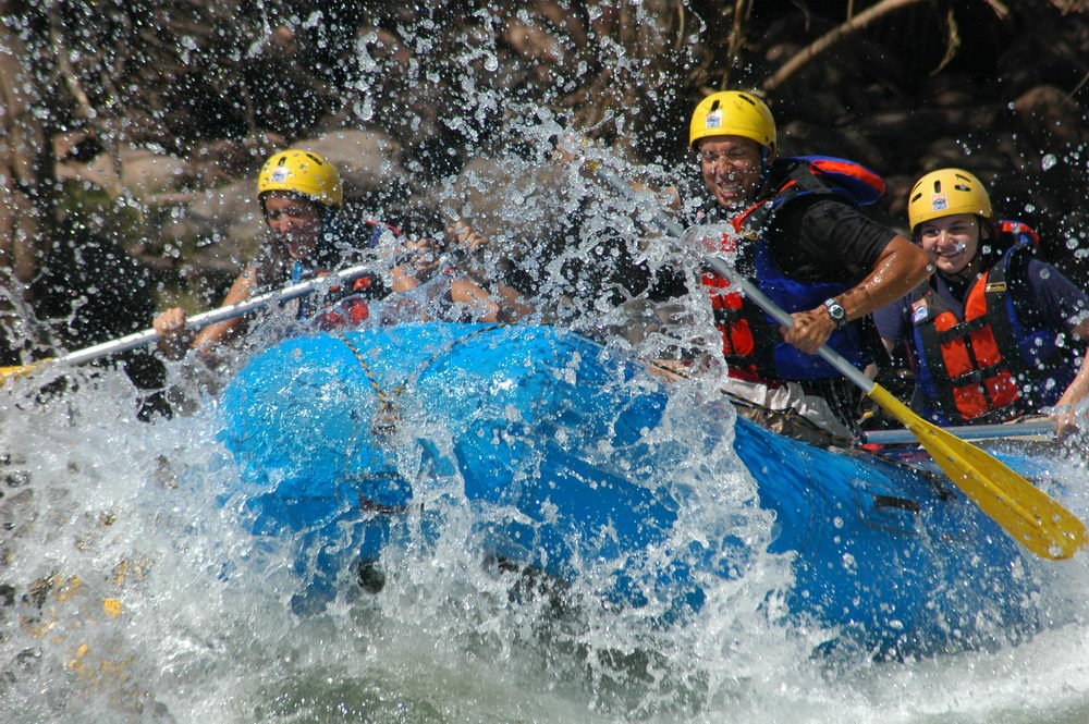 SALTA RAFTING - Kayak - Canopy - Adventure Travel in